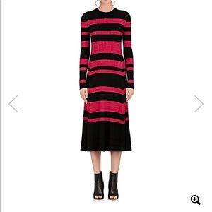 Proenza Schouler Knit Ribbed Dress XS NWT!